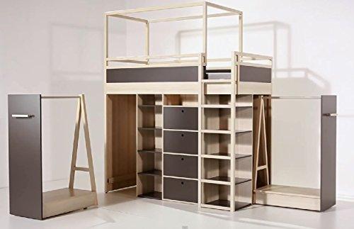 Etagenbett Regal : Kinderbett mit regal u sehr schön etagenbett pauli