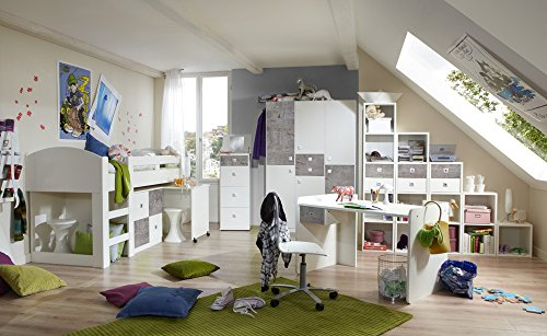 jugendzimmer komplett set jungen m dchen. Black Bedroom Furniture Sets. Home Design Ideas